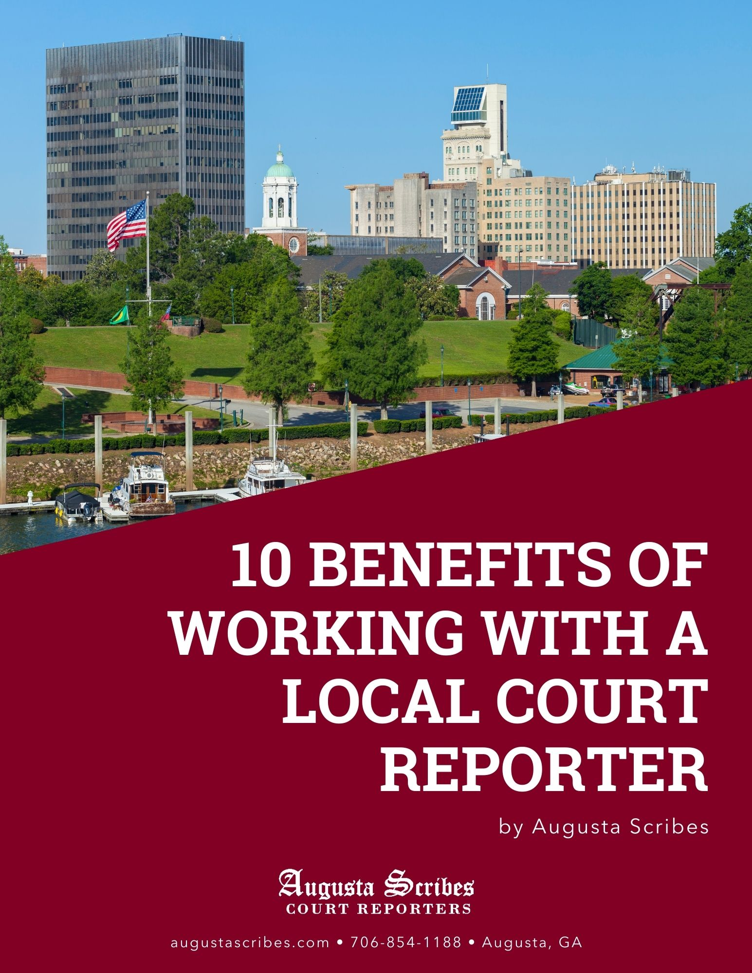 10 Benefits Of A Local Court Reporter